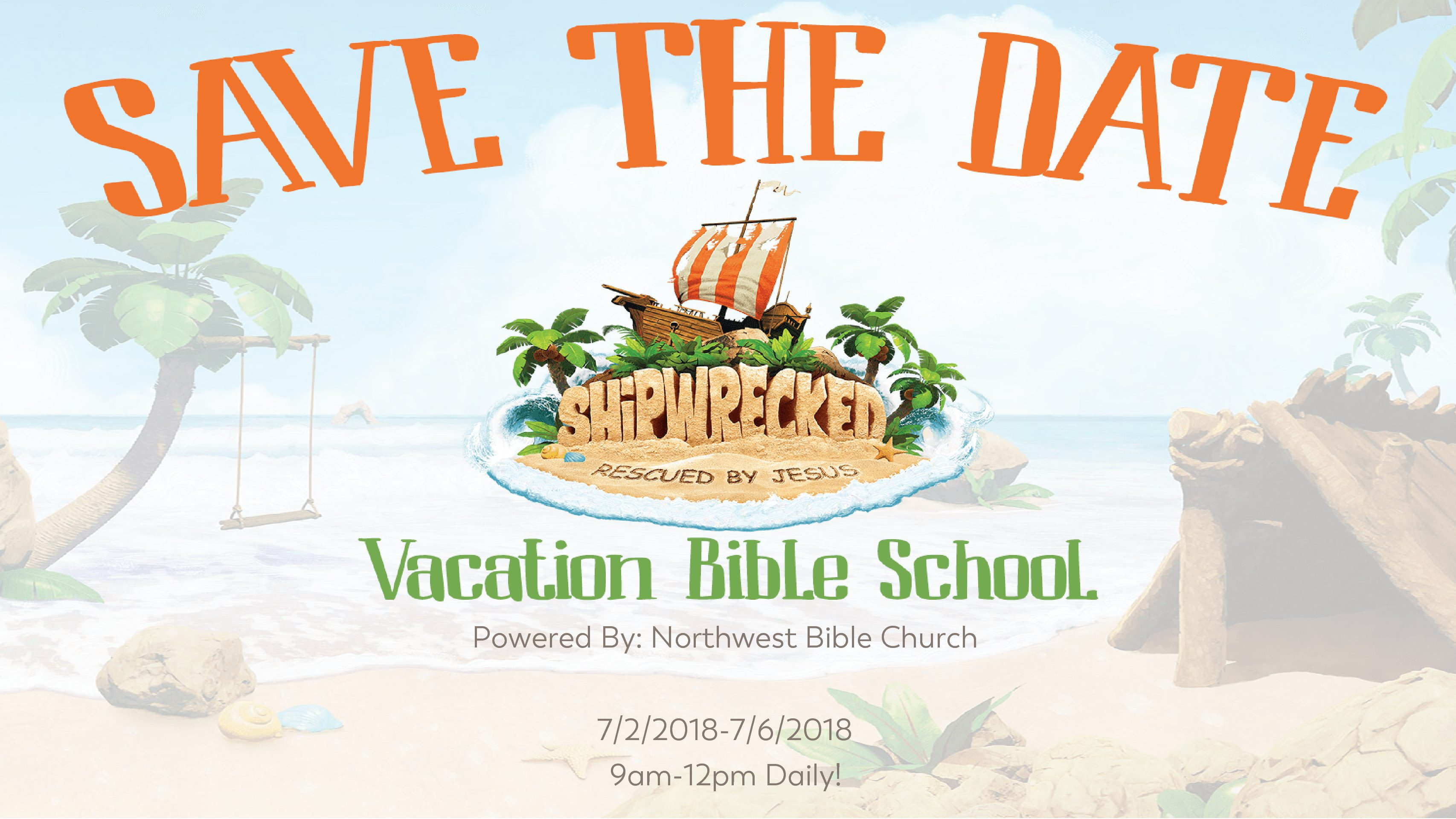Shipwrecked VBS for Kids Northwest Bible ChurchNorthwest Bible Church